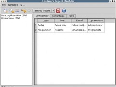 Q Network Project ManAGer 1.0.2 Screenshot