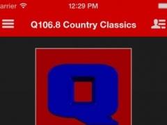 Q106.8 Country Classics 3.8.0 Screenshot
