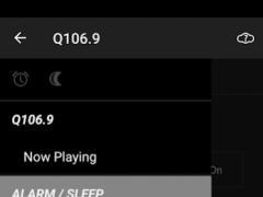 Q106.9 3.8 Screenshot