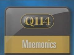 Q114 Mnemonics 1.0 Screenshot