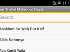Qari Shahid Mahmood Naats mp3 2 1 Free Download