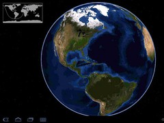 QGlobe 0.16 Screenshot