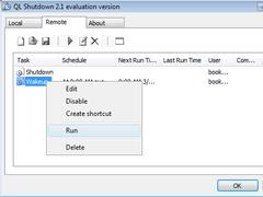 QL Shutdown 3.8 Screenshot
