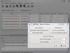 QMP3Gain 0.9.0 Screenshot