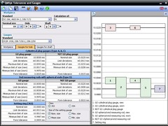 QMSys Tolerances & Gauges 5.3 Screenshot
