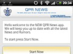 QPR NEWS 1.0.5 Screenshot