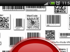 QR and Bar code scanner (Android) 1.0 Screenshot