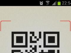 QR Barcode scanner +Flashlight 1.04 Screenshot