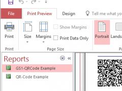 QR Code Native Access Barcode Generator Free Download