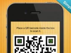 QR Code Scanner 1.1 Screenshot