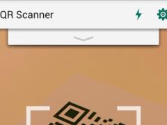 QR Scanner: Free Code Reader 1.1.0.228 Screenshot