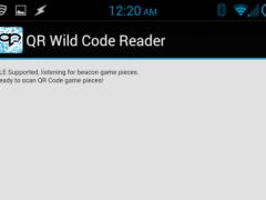 QR Wild Code Scanner 2.3 Screenshot