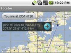 QTH Locator 1.1.0 Screenshot