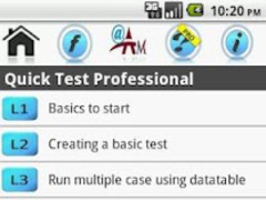 QTP Free 1.1 Screenshot