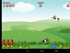 Quack Attack FREE Duck Hunt 2.0 Screenshot