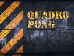 Quadro pong - 4 player arcade game 1.0.2 Screenshot