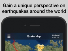 QuakeFeed Earthquake Map, Alerts, and Free Download