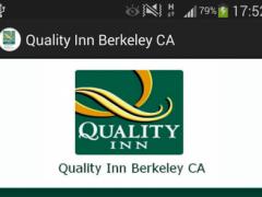 Quality Inn Berkeley CA 1.0 Screenshot
