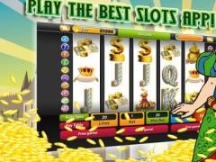 Queen of Diamonds Slot Machine Casino 1.0 Screenshot