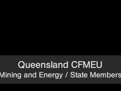 Queensland CFMEU Mining and Energy State Members 3.0 Screenshot