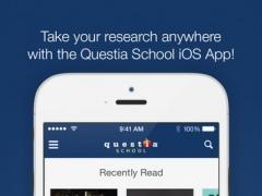Questia School 1.0.0 Screenshot