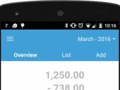 Quibu - Income Expense Manager 6.3 Screenshot