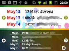 Quick Agenda  Screenshot