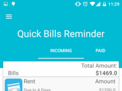 Quick Bills Reminder 2.1.0 Screenshot