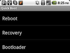 Quick Boot Plus 1.0.2 Screenshot
