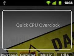 Quick CPU Overclock PRO 1.4.5 Screenshot