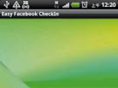 Quick Facebook Check-in 1.1 Screenshot