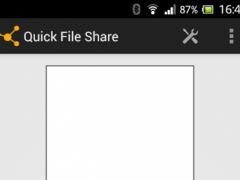 Quick File Share 0.14 Screenshot