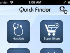 Quick-Finder 1.0.2 Screenshot