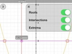Quick Graph+: Your Scientific Graphing Calculator 2.6.3 Screenshot