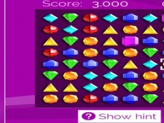 Quick Match 3 Jewelish 1.0 Screenshot