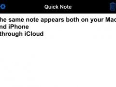 Quick Note - write your memos 1.3 Screenshot