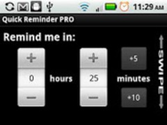 Quick Reminder PRO 1.5.3 Screenshot