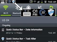 Quick Status Bar 1.2.2 Screenshot