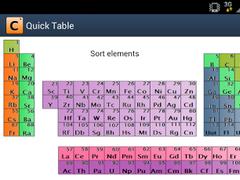 Quick Table 1.0 Screenshot