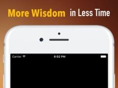 Quick Wisdom - The Unbearable Lightness of Being 1.0 Screenshot