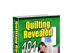 Quilting Revealed 101 - Beginner's Guide to Quilting 1.0 Screenshot