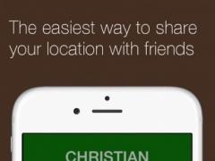 QuiSono Location Messenger 1.0 Screenshot