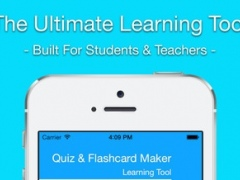 Quiz and Flashcard Maker 1.3 Screenshot