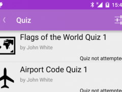 Quiz Challenge 2.0.2 Screenshot