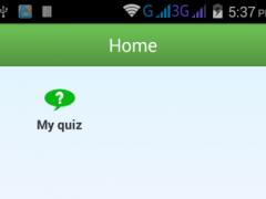 Quiz Infield 2.10 Screenshot