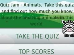 Quiz Jam - Animals of the World 1.0 Screenshot