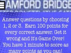 Quiz Jam - Chelsea Edition 1.2 Screenshot