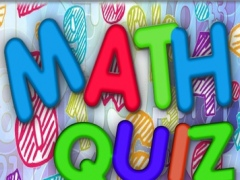 Quiz Math For Kids 1.0 Screenshot