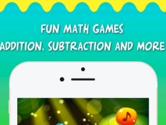 Quiz Math Games For 3rd Grade Mathematics 1.0 Screenshot