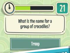 Quiz Owl's Animal Trivia - Free Animal Facts Game 1.1 Screenshot